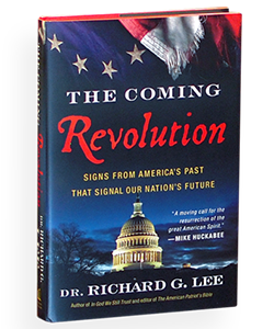 The Coming Revolution | Bookstore | There's Hope America